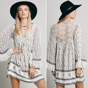 Free People Dresses - Free People Nomad Child Lace Dress